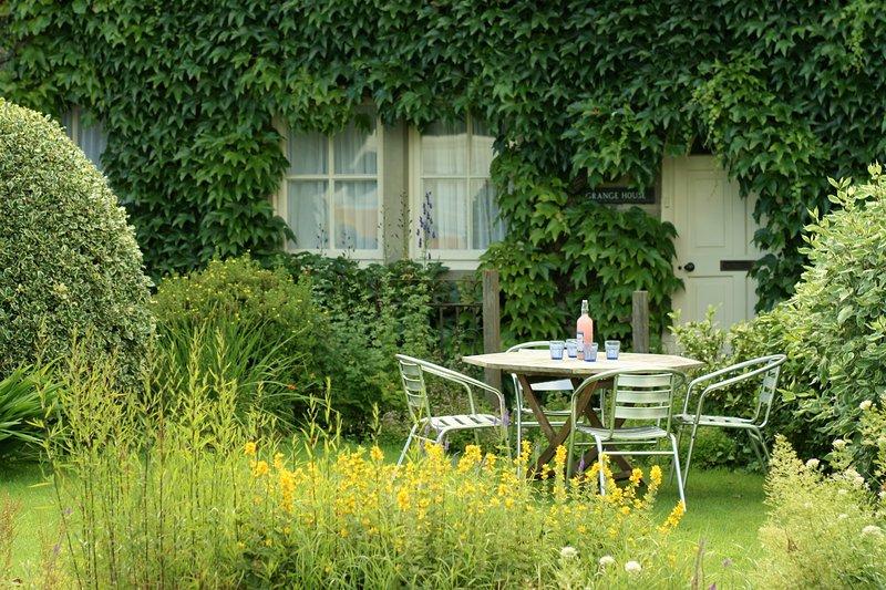 Grange Casa jardín delantero