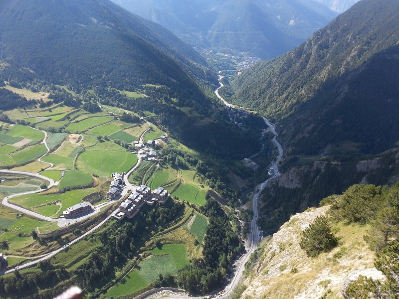 Canillo viewpoint