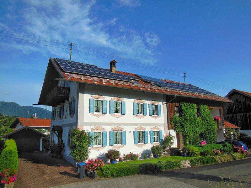 Zum Schmied House - Front