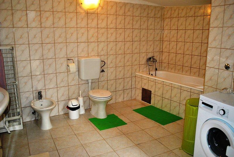 casa de banho piso térreo