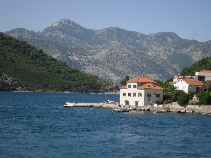 Take a stroll to one of the many villages along Kotor Bay