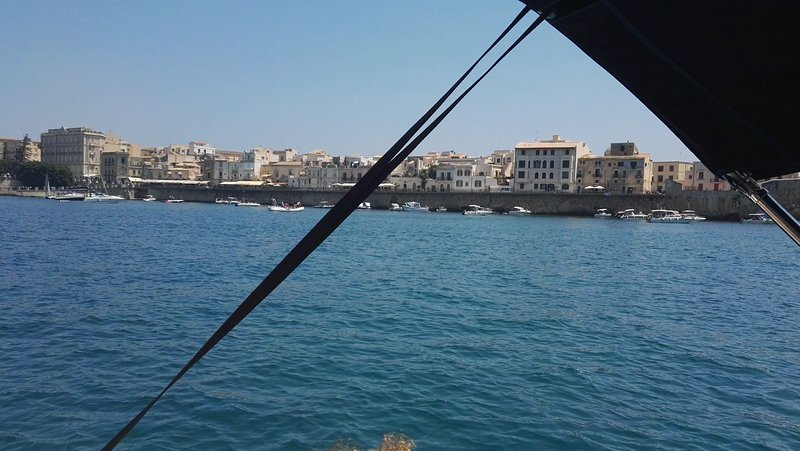 Ortigia del mar
