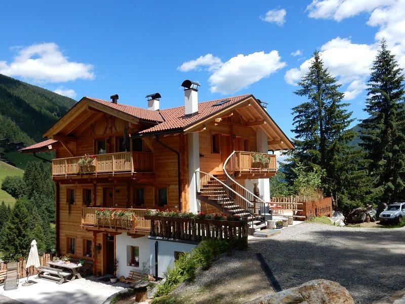 Lärchenheim - 'loss di gian' 'lasciati andare', vacation rental in Tarres