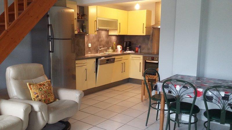 Cuisine/Séjour