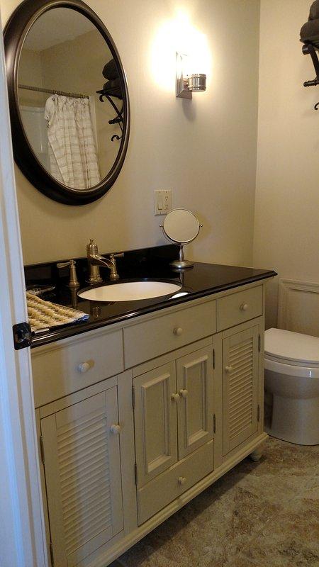 Sala de baño, completo