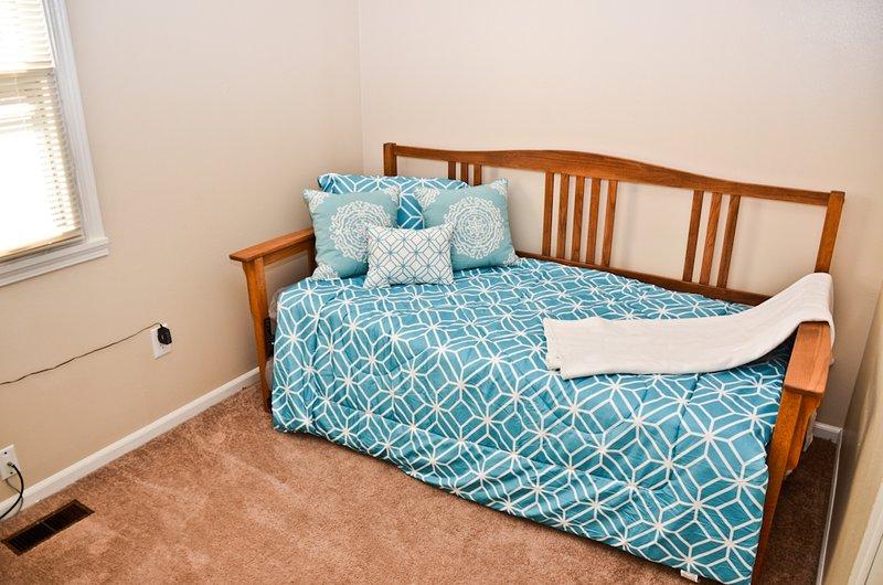 # 3 dormitorios Cama de día que puede ser una cama de tamaño completo