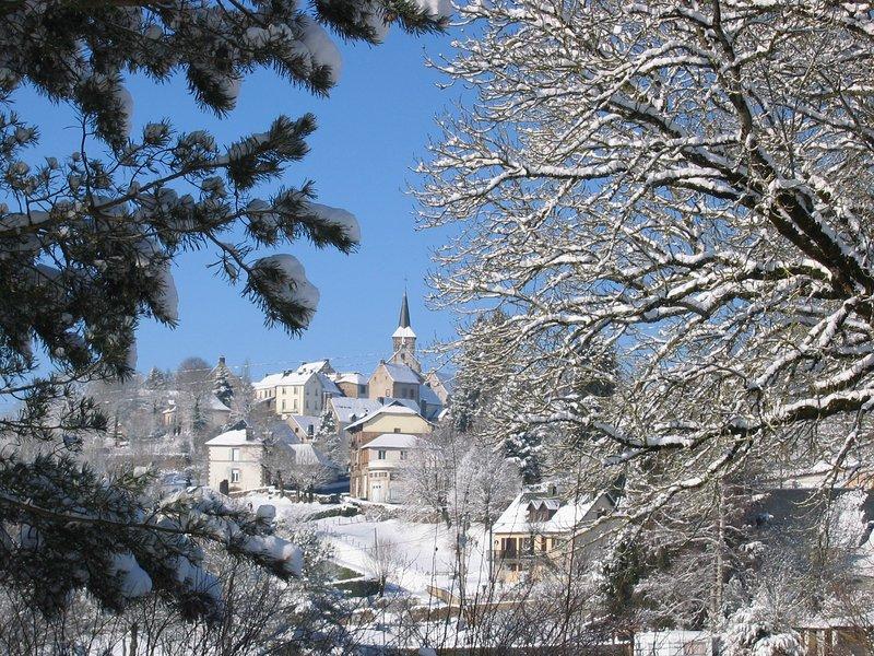 Saint Sauves d'Auvergne