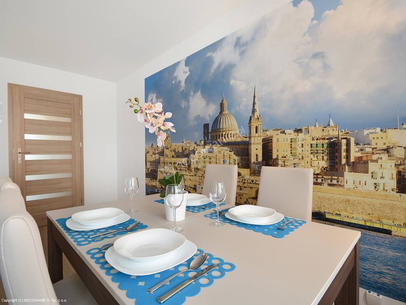 Apartament Malta, holiday rental in Northern Poland