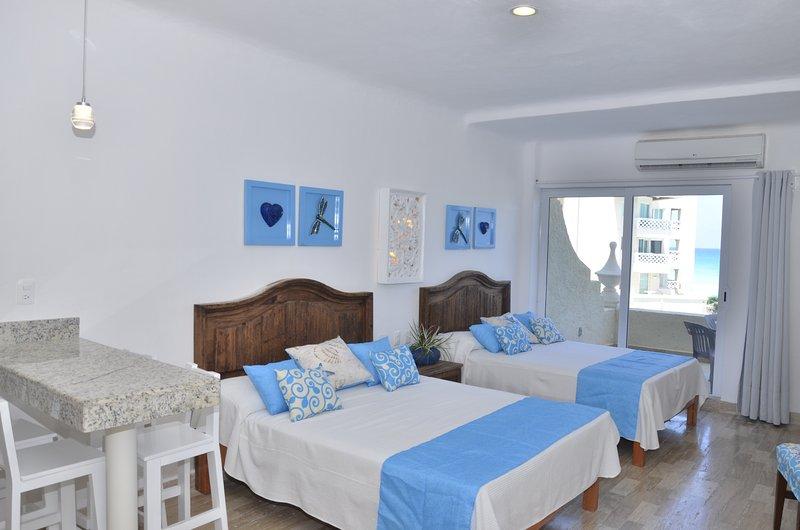 Super Apart in The best  beach, vacation rental in Cancun