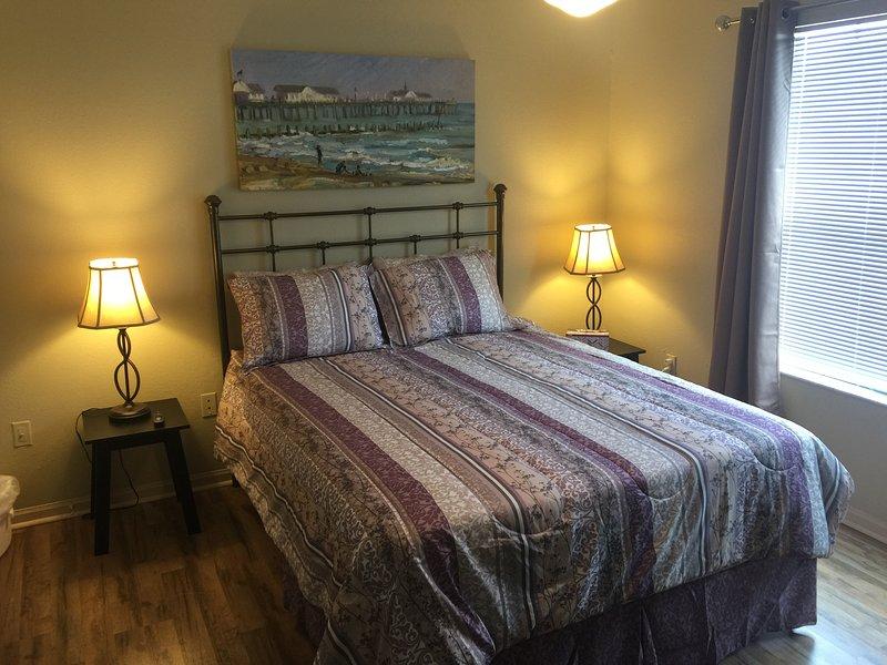 Andra sovrummet - Queen size-säng