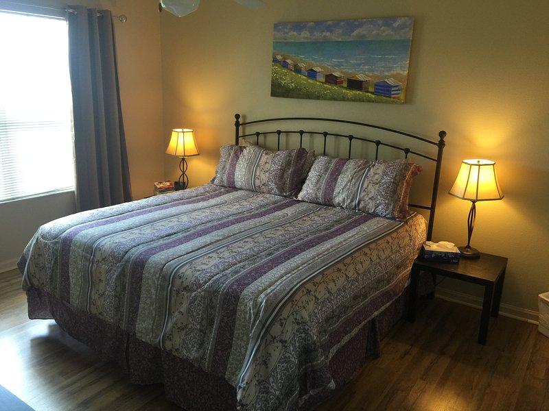 Sovrum - King size-säng