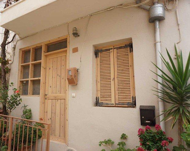 Ferienhaus Oleander - Die Frontseite