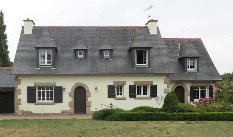 Erquy house