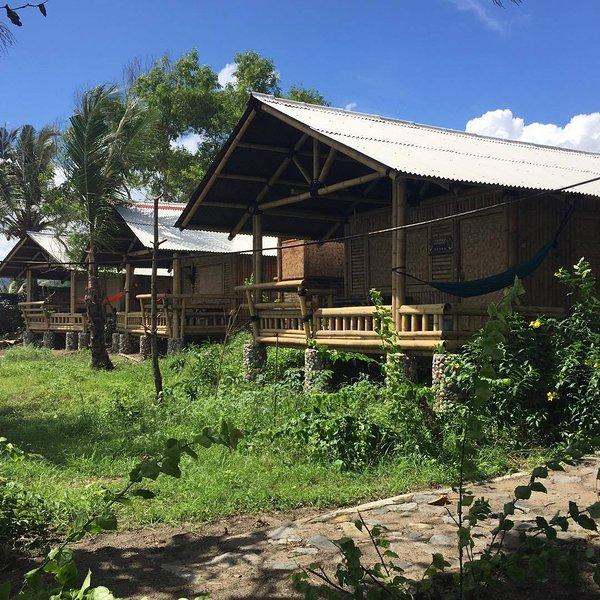 Indian Ocean Bamboo Villa #2, vacation rental in Pelabuhan Ratu