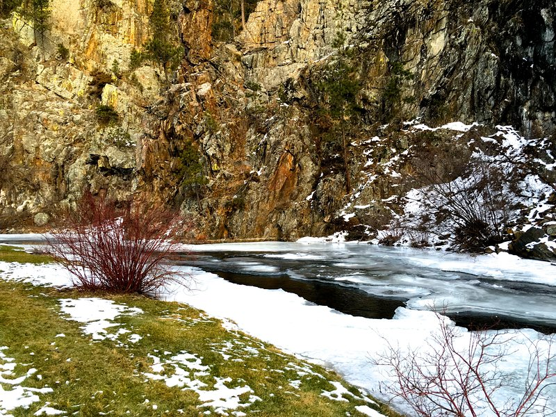 A real winter wonderland!