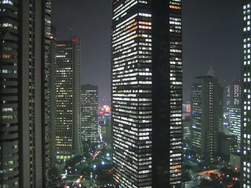 blade runner views!  tokyo metropolitan expressway night view tour 60 minutes by car