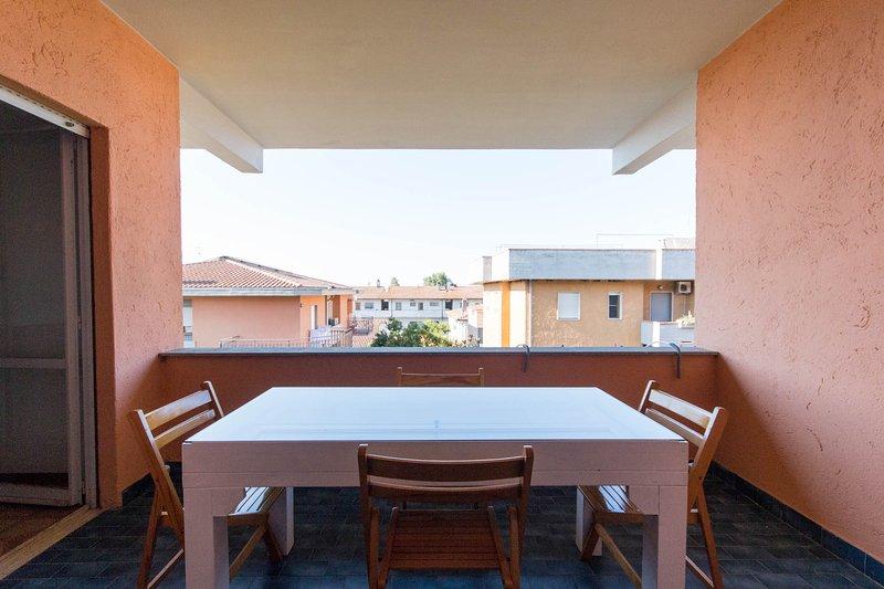Appartamento a Capalbio Scalo a 3 km dal mare, holiday rental in Capalbio