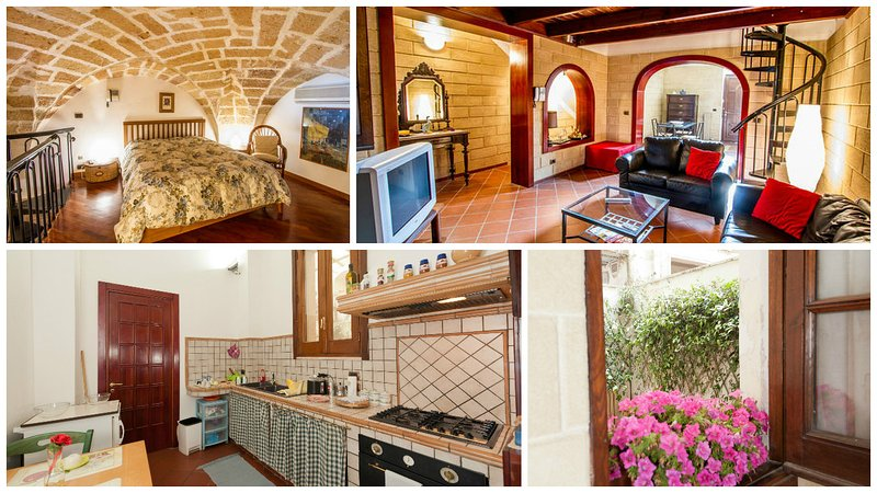 NICE APARTMENT IN OLD TOWN, holiday rental in Surbo