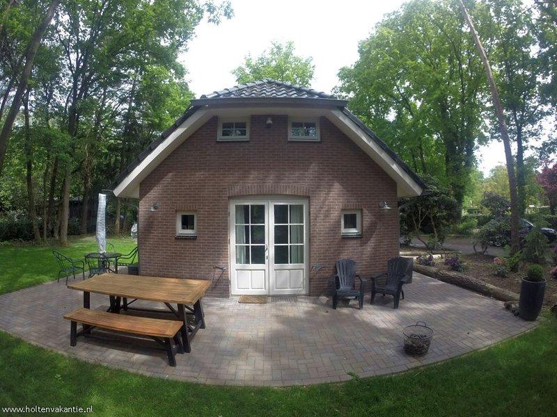 Casa de aluguer de férias / feriado de laranja em Holten, Holanda