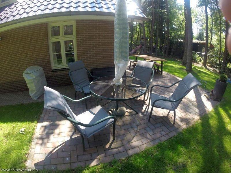 Αίθριο House of Orange ενοικιάσεις για διακοπές / διακοπές στην Holten, Ολλανδία