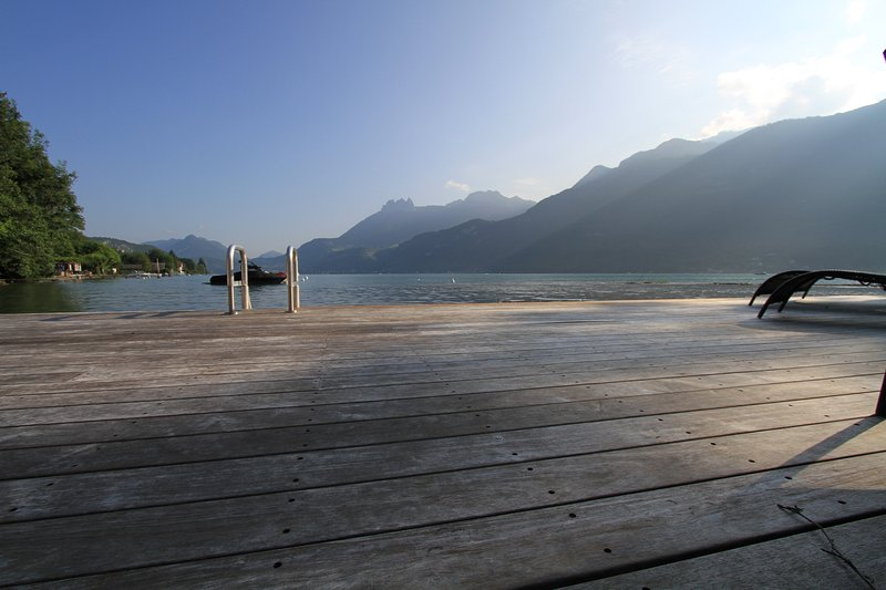 Annecy Lakelodge, holiday rental in Doussard