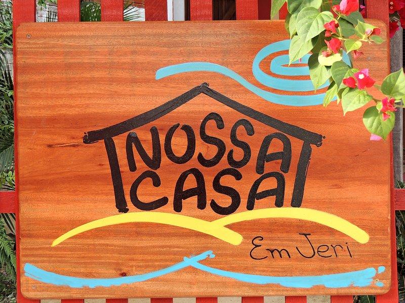 Nossa Casa em Jeri 1, holiday rental in State of Ceara
