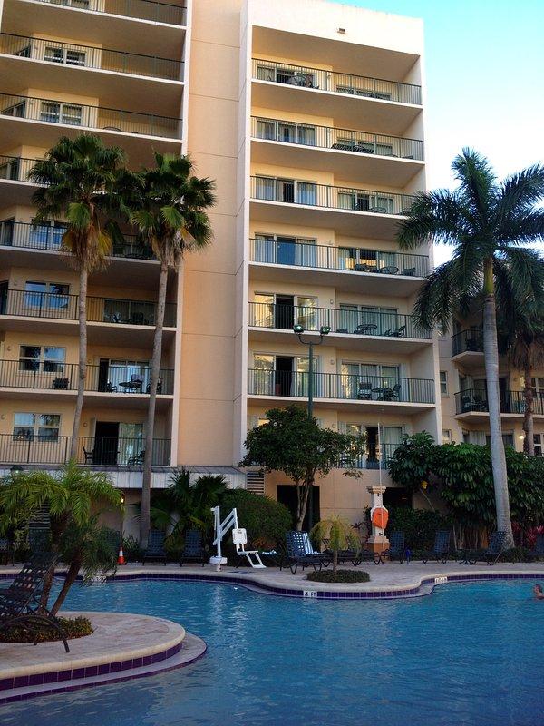 Wyndham Palm-aire Resort