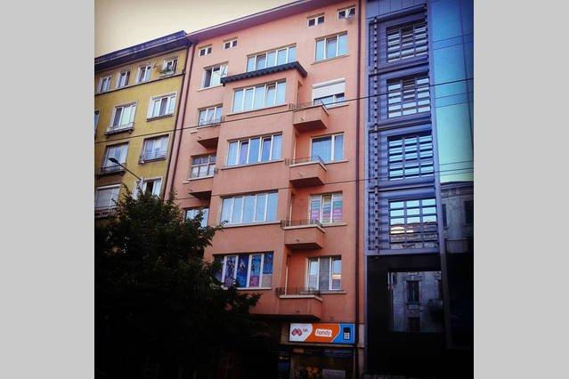 Het gebouw