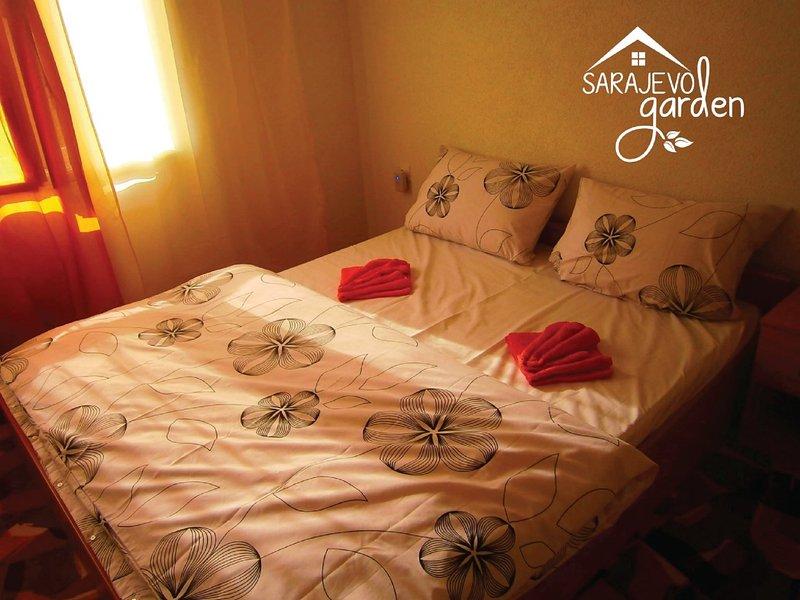 Sarajevo Garden Apartment, holiday rental in Sarajevo