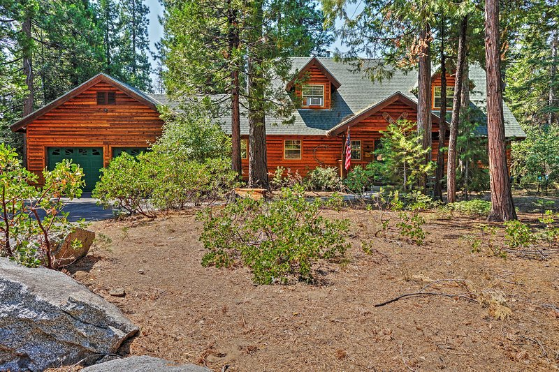 Your ultimate cabin in the woods!