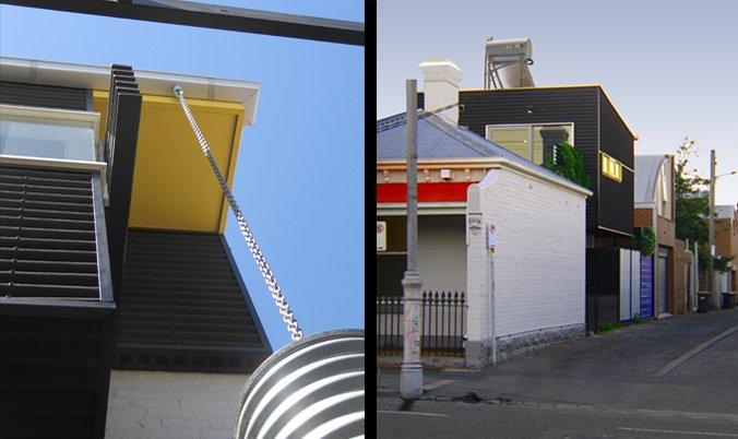 een aantal van de slimme kleur toneelstukken die zag Keeley genomineerd in de Dulux kleur awards (2012)