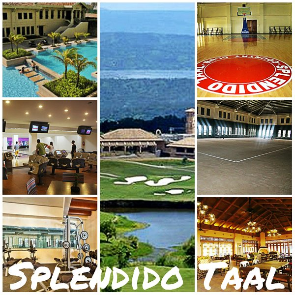 Splendido Taal Golf Country Club Access