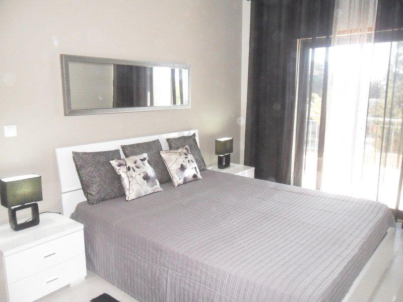 1 Bed Vista das Ondas, Olhos de Água- Albufeira, aluguéis de temporada em Olhos de Água