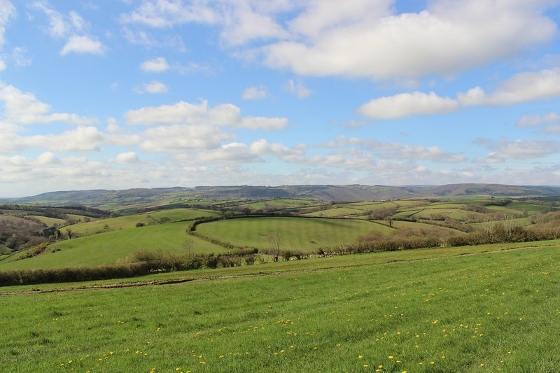 Set on over 180 acres of farmland and woodland