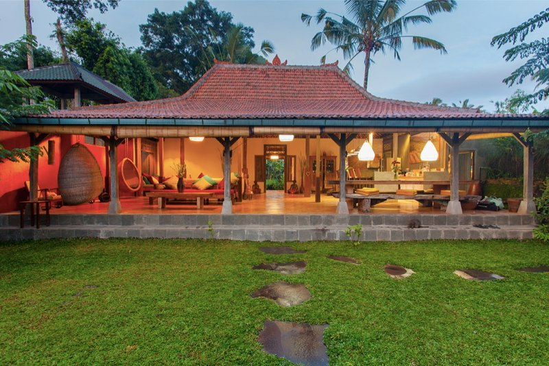 Main House - Ganesha