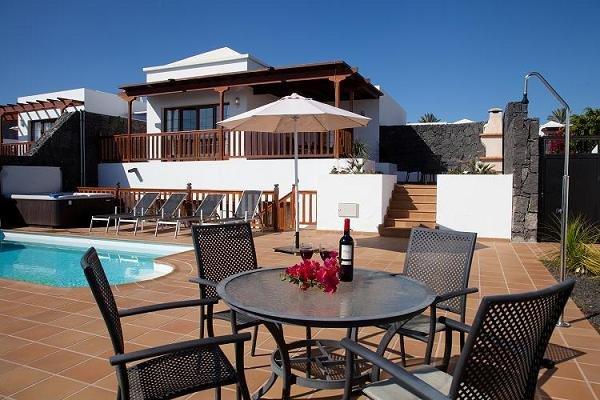 Villa Sophie, holiday rental in Playa Blanca
