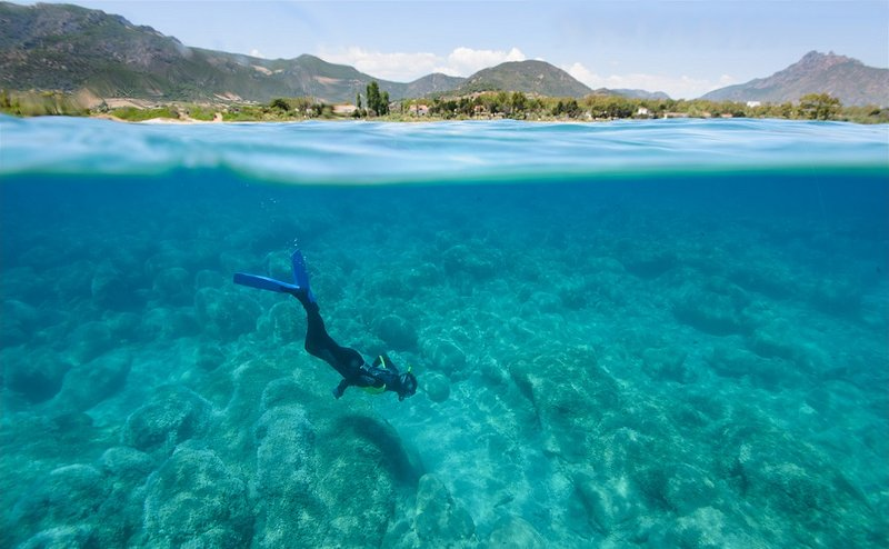 Marina di Tertenia - Praia Foxi Murdegu