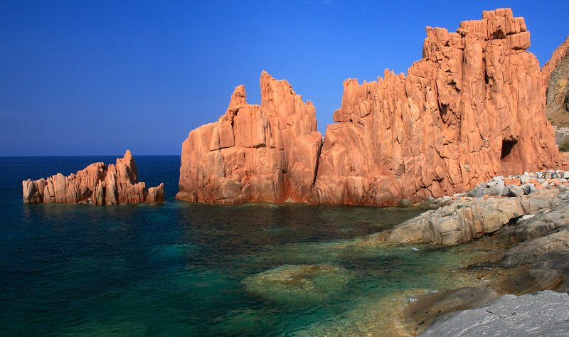 Ogliastra - Red Rocks Arbatax