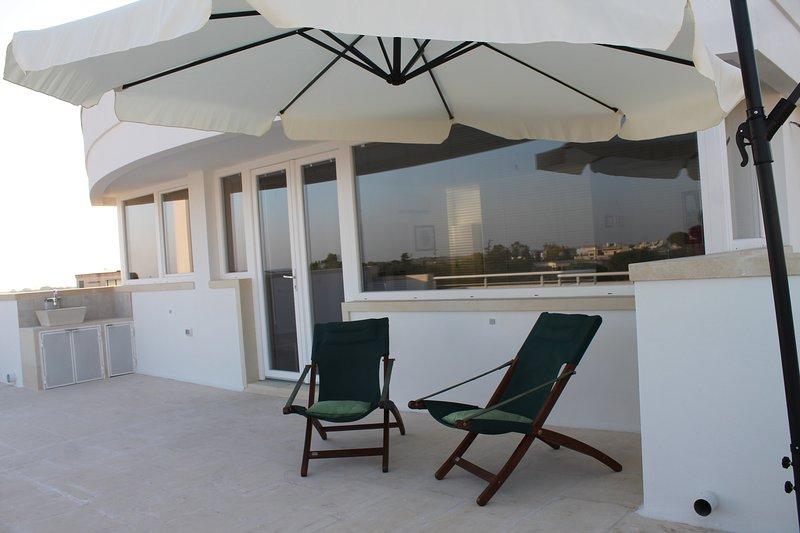 ATTICO  PANORAMICO, vacation rental in Rogliano