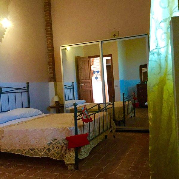Burraia Luxury House, holiday rental in Abbadia di Montepulciano