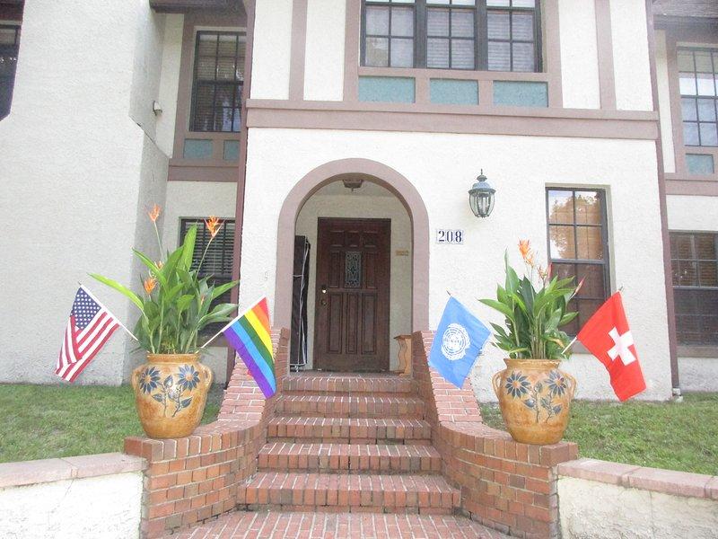 Bienvenido a nuestra internacional Swiss homestay-Florida BNB.