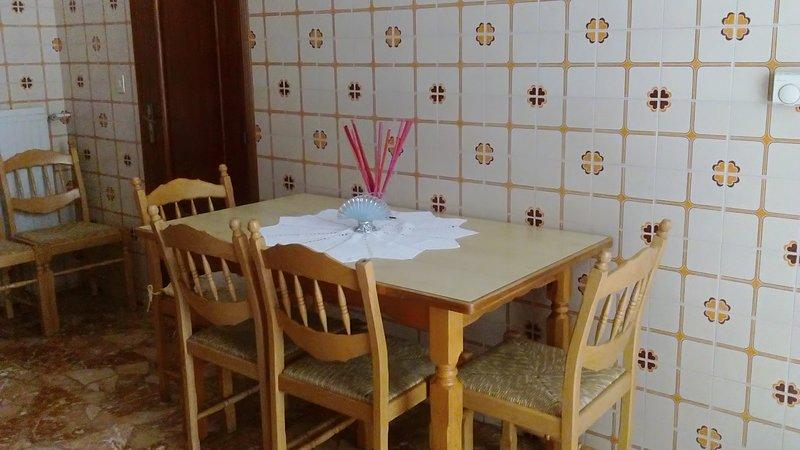 Tisch Küche Erdgeschoss Kitcken Tabelle Erdgeschoss
