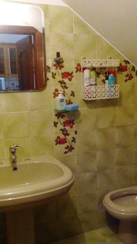 Badezimmer im Erdgeschoss Badezimmer im Erdgeschoss