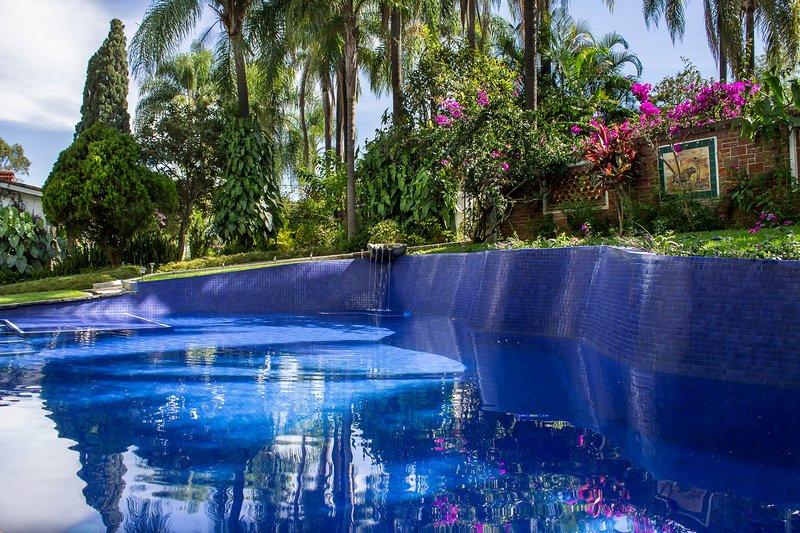 Bela piscina.