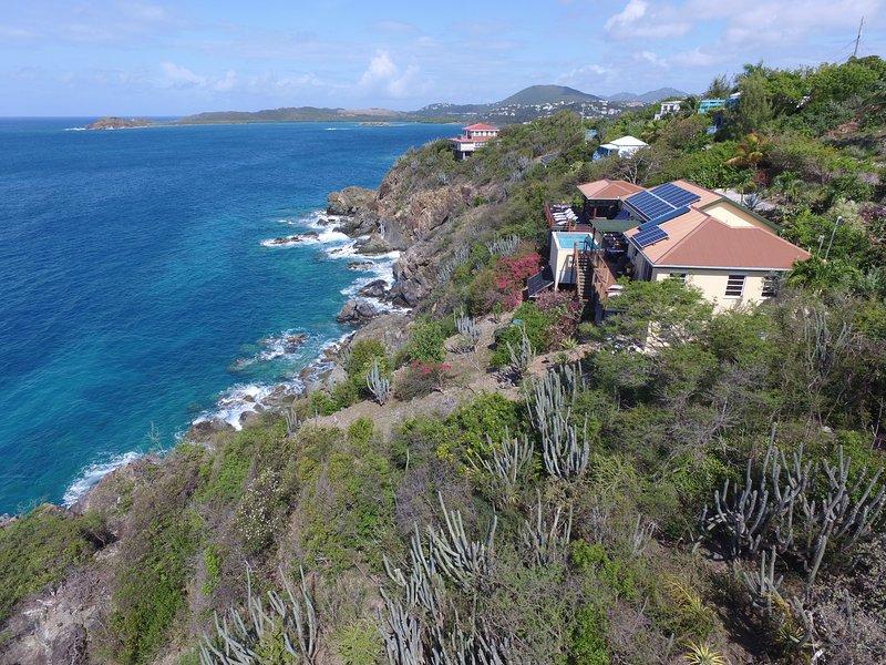 la serenidad y la belleza del Caribe