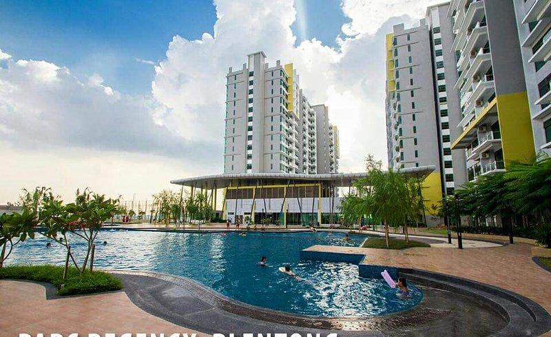 New Modern Homestay near Johor Bahru