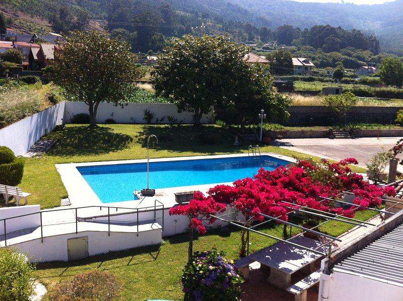 apartamento oia, holiday rental in Viladesuso