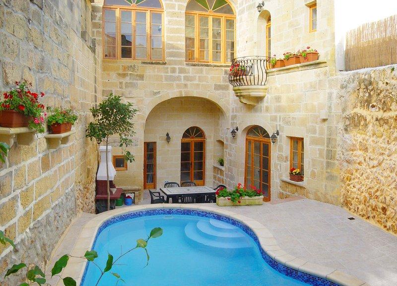 Ta' Dratta - Holiday Farmhouse, location de vacances à Île de Gozo
