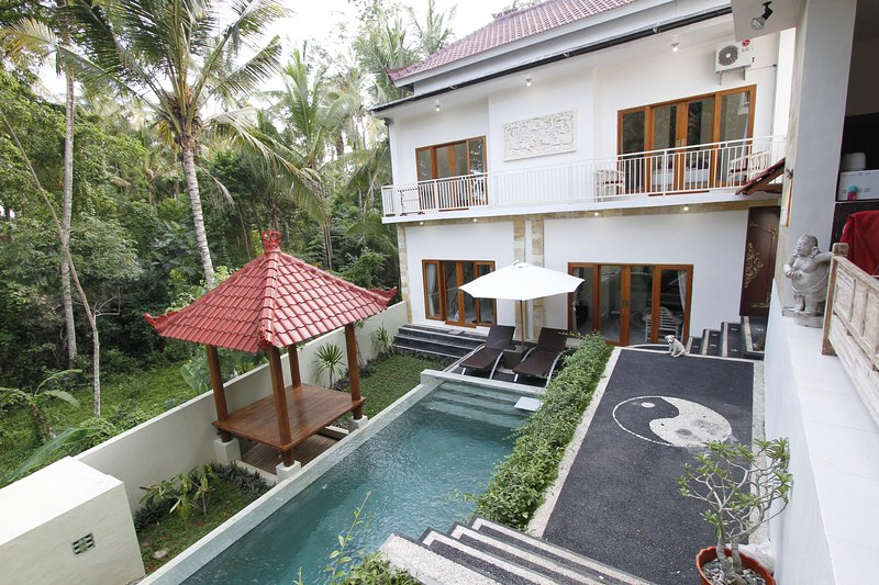 2BR Sri Janti Tranquil Villa Ubud Special Rate, holiday rental in Bedulu