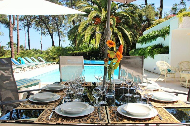Villa 7, Montanha, holiday rental in Quinta do Lago